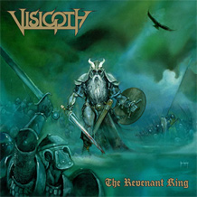 Click to read the Visigoth - The Revenant King CD album review