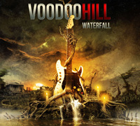 Voodoo Hill Waterfall CD Album Review