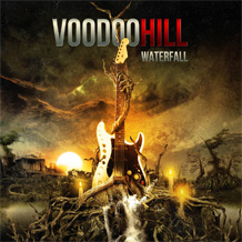 Click to read the Voodoo Hill - Waterfall CD album review