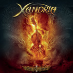 Xandria Fire & Ashes EP CD Album Review