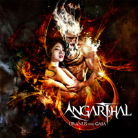 Steve Angarthal Uranus And Gaia CD Album Review