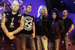 Axel Rudi Pell Game Of Sins Band Photo