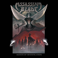 Assassin's Blade Agents Of Mystification CD Album Review