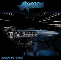 Axxion Back In Time CD Album Review