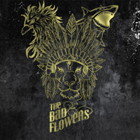 The Bad Flowers Self-titled EP CD Album Review