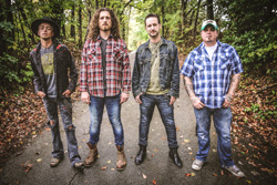 Black Stone Cherry Kentucky Band Photo