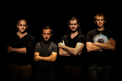Dissona - Paleopneumatic Band Photo