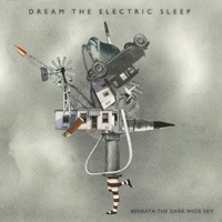 Dream The Electric Sleep Beneath The Dark Wide Sky CD Album Review
