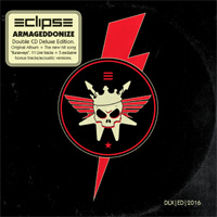 Eclipse - Armageddonize Deluxe Edition 2016 CD Album Review