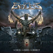 Click to read the Endless - The Truth The Chaos The Insanity Album review