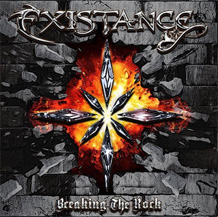 Click to read the Existance - Breaking The Rock CD album review