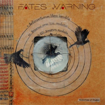 Click to read the Fates Warning - Theories Of Flight CD album review