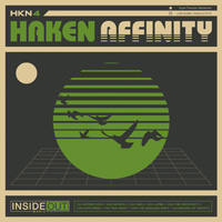 Haken Affinity CD Album Review