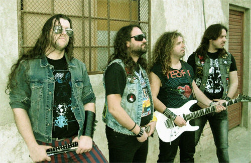 Image result for iron curtain band