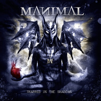 Manimal Trapped In The Shadows CD Album Review