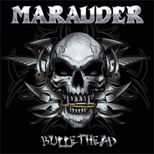 Click to read the Marauder - Bullethead CD album review