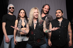 Ted Poley Beyond The Fade Band Photo