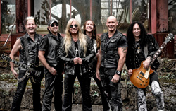 Primal Fear Rulebreaker Band Photo