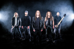 Rhapsody Of Fire Into The Legend Band Photo