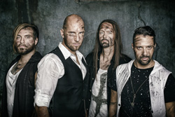 Serenity Codex Atlanticus Band Photo