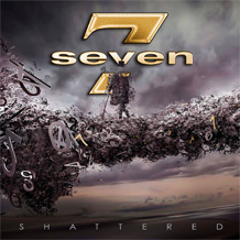 Click to read the Seven - Shattered CD album review