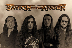 Savior From Anger Temple Of Judgment Band Photo