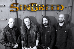 Sinbreed Band Photo