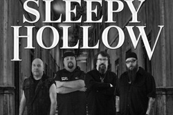 Sleepy Hollow Band Photo