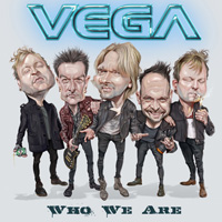 Vega Who We Are CD Album Review