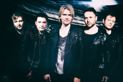 Vega Who We Are Band Photo