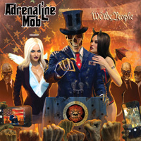 Adrenaline - Mob We The People CD Album Review