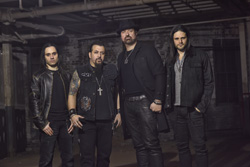 Adrenaline Mob Band Photo