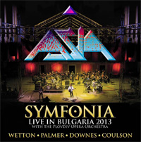 Asia Symfonia Live DVD/CD CD Album Review