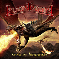 Bloodbound War Of Dragons CD Album Review