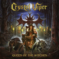 Crystal Viper Queen Of The Witches CD Album Review