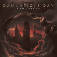 Damnations Day A World Awakens CD Album Review