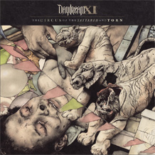 Click to read the Daydream XI - The Circus Of The Tattered And Torn CD Album review