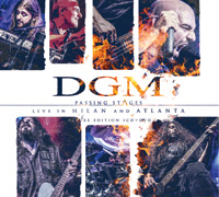 DGM - Passing Stages Live CD Album Review