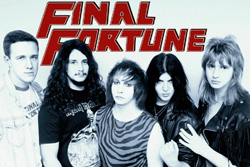 Final Fortune Band Photo