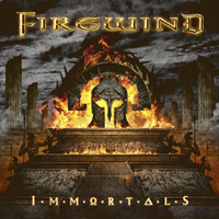 Firewind Immortals CD Album Review