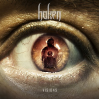 Haken Visions Reissue 2017 CD Album Review