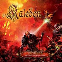 Kaledon - Carnagus Emperor Of The Darkness CD Album Review