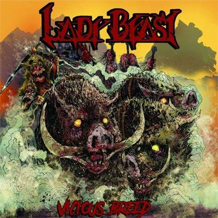 Click to read the Lady Beast - Vicious Breed CD Album review