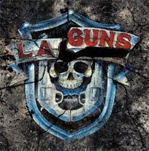 Click to read the LA Guns - The Missing Peace CD Album review