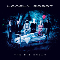 Lonely Robot The Big Dream CD Album Review