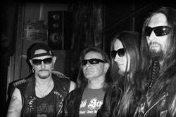 Metall Band Photo