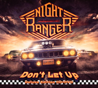 Night Ranger Don't Let Up CD Album Review