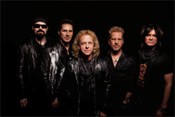 Night Ranger Band Photo