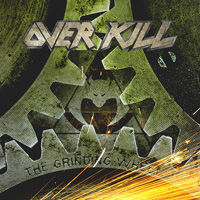 Overkill The Grinding Wheel CD Album Review