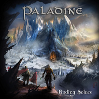 Paladine Finding Solace CD Album Review